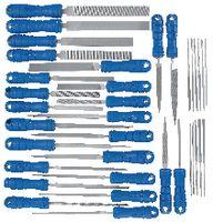 VALLORBE Sortiment Präzisionsfeilen LP1921 37-teilig, mit Griff - toolster.ch