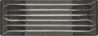 VALLORBE Sortiment Riffelfeilen 6-teilig 150 / Hieb 2 - toolster.ch