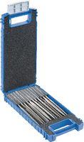 PFERD Sortiment Diamant-Nadelfeilen D91 5-TLG. 4205 D91 - toolster.ch