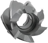 FUTURO Walzenstirnfräser Typ N, HSS-Co8, DIN 1880 50 - toolster.ch
