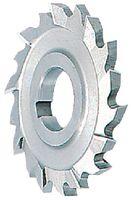 ALESA Scheibenfräser Typ N, HSS-E, DIN 885A 100 x  6   Bohrg. 32 Z18 - toolster.ch