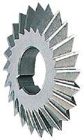 FRANKEN Prismenfräser Typ N, HSS, DIN 847 60 Grad Gr. 50 - toolster.ch