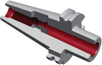 DIEBOLD Einsatzhülse DIN 69871A, kurz SK 40  MK 4 - toolster.ch