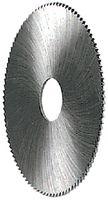 Metall-Kreissägeblatt Typ A, HSS, Feinzahnung 63 x 0.5  Zg.128 - toolster.ch