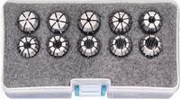 NERIOX Sortiment Spannzangen ER 16 1 - 10 / 10 Stk. - toolster.ch