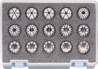 NERIOX Sortiment Spannzangen ER 25 2 - 16 / 15 Stk. - toolster.ch