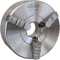 ROEHM Dreibackenfutter  300 ZG Guss, zylindrische Zentrieraufnahme 125 - toolster.ch