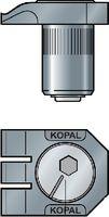 KOPAL MINI CLAMP 25-210 Vorrichtungsspanner - toolster.ch