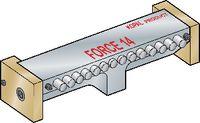 KOPAL Hydraulische Schraubstockbacke F12 - Standard - toolster.ch