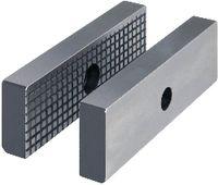 ALLMATIC Zubehör Allmatic Geriffelte Backen (Paar) 125 - toolster.ch