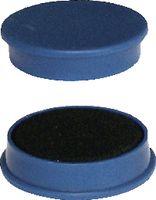 BELOH Haftmagnet Haftkraft 7 N rot 30 x 7.5 mm - toolster.ch