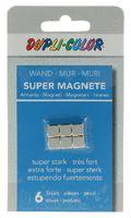 DUPLI-COLOR Super Magnete Set mit 6 Magneten - toolster.ch