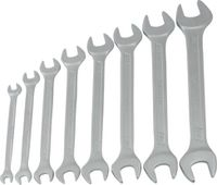 FUTURO Doppelmaulschlüsselsatz 8-teilig, 6x7...20x22 mm - toolster.ch