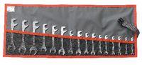 FACOM Doppelmaulschlüsselsatz 16-tlg. 3.2-17 - toolster.ch