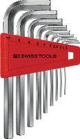 PB Swiss Tools Sechskantstiftschlüsselsatz PB 210 H-10 (1.5 - 10mm) - toolster.ch