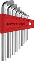 PB Swiss Tools Sechskantstiftschlüsselsatz PB 2210 H-10 - toolster.ch
