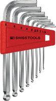 PB Swiss Tools Sechskantstiftschlüsselsatz PB 212 H-10 (1.5 - 10mm) - toolster.ch