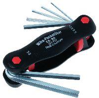 WIHA Sechskantstiftschlüsselsatz 2- 8 - toolster.ch