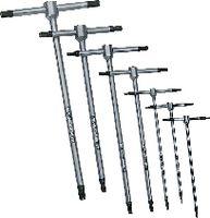 USAG Satz Sechskant-Stiftschlüssel mit T-Griff 8 / 2-10 mm - toolster.ch