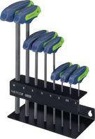 NERIOX Sechskant-Schraubenziehersatz 8-tlg., 2...10 mm - toolster.ch
