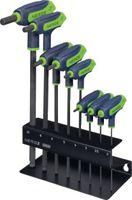 NERIOX Sechskant-Schraubenziehersatz mit Seitenabtrieb 8-tlg., 2...10 mm - toolster.ch