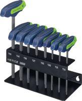 NERIOX Schraubenziehersatz für TORX®-Schrauben 8-tlg., T 10...T 45 - toolster.ch