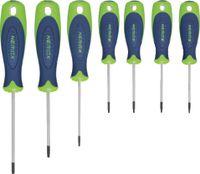 NERIOX Schraubenziehersatz für TORX®-Schrauben 7-teilig - toolster.ch