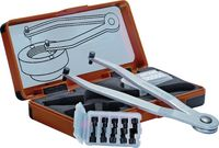 AMF Verstellbarer Stirnlochschlüsselsatz mit Zapfen 8-100 - toolster.ch