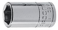 """FACOM Sechskanteinsatz 1/4""""  OGV 7 mm - toolster.ch"""