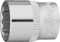 "FUTURO Zwölfkanteinsatz 3/8"" 13 mm - toolster.ch"