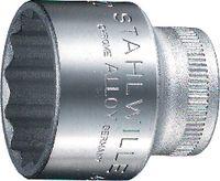 """STAHLWILLE Zwölfkanteinsatz 3/8"""" 45 13 mm - toolster.ch"""