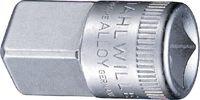 """STAHLWILLE Übergangsteil 3/8"""" innen - 1/2"""" aussen / 432 - toolster.ch"""