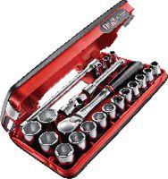 """FACOM Composition de douilles 6 pans 1/2"""" / 21 pièces / SL.DBOX1 - toolster.ch"""