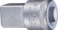 """STAHLWILLE Übergangsteil 1/2"""" innen - 3/4"""" aussen / 514 - toolster.ch"""