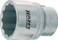 """HAZET Zwölfkanteinsatz 3/4""""  1000Z 55 mm - toolster.ch"""