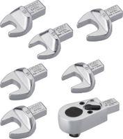 HAZET Einsteckwerkzeug-Satz 7-teilig, 6450D/7 - toolster.ch