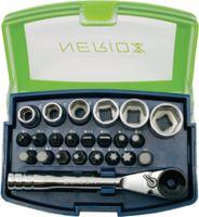 NERIOX Bit- und Steckschlüsselsatz 24-teilig - toolster.ch