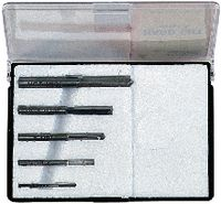 COROMANT Bohrersortiment DIAGRIT Hard-Cut 5-teilig, in Kunststoffetui 2 / 3 / 4 / 5 / 6mm - toolster.ch