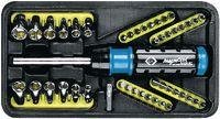 C.K Knarren-Schraubenzieher- und Bitsatz 4826D - toolster.ch
