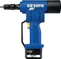 GESIPA Akku-Blindnietmutterpistole FireBird 1 x 1.3 Ah, im Koffer - toolster.ch