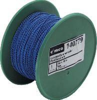 CIMCO Kunststoffummantelter Plombendraht 0.5x0.6 blau / Spule 100 m - toolster.ch