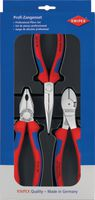 KNIPEX Assortiment de pinces 00 20 11 V01 Pack montage 3pièces - toolster.ch