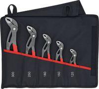 KNIPEX Zangen-Sortiment Cobra®-Set, 5-teilig - toolster.ch