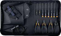 BERNSTEIN Elektronik-Werkzeugset 2220, 17-teilig - toolster.ch