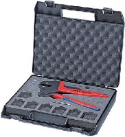 KNIPEX Crimpzange 97 43 200 - toolster.ch