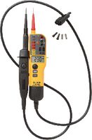 FLUKE Spannungs-/Durchgangsprüfer T130 VDE - toolster.ch