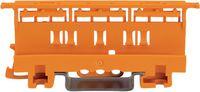 WAGO Befestigungsadapter  COMPACT orange, 221-500 - toolster.ch