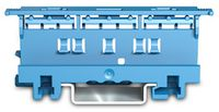WAGO Befestigungsadapter  COMPACT blau, 221-500/000-006 - toolster.ch