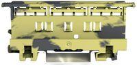 WAGO Befestigungsadapter  COMPACT dunkelgrau/gelb, 221-500/000-053 - toolster.ch