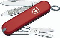 VICTORINOX Taschenmesser  CLASSIC 58 mm / 6-teilig - toolster.ch